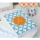 Personalized Covered Note Pad