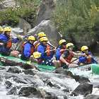 Sierra Nevada Outdoor Ropes Course and Rafting Adventure for 1