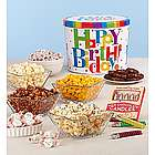 Big Birthday Assorted Snacks Gift Tin
