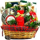 An Old Fashioned Christmas Small Gift Basket