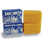 Save Water and Shower with a Friend Bar Soap