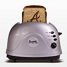 ProToast MLB Atlanta Braves Toaster