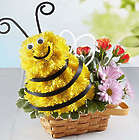 Honey Bee Floral Arrangement