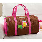 Personalized Sweet Owl Duffel Bag