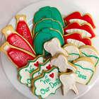 Dentist Appreciation Cookies in Tin