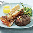 Filets Mignons and Lobster Tails Feast