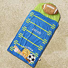 Embroidered Sports Nap Mat