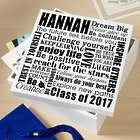 Personalized Dream Big Graduation Memory Box