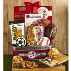 Ultimate Sports Fan Sweets and Snacks Gift Basket