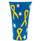 Yellow Ribbon Shot Glass
