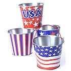 Mini Patriotic Bucket