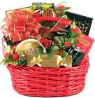 Romantic Date Night Snacks Gift Basket