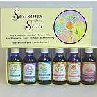 Flower Essence Health Oils Gift Box
