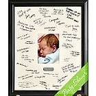 Personalized Baby Signature Photo Frame