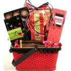 Xs and Os Valentine's Day Gift Basket