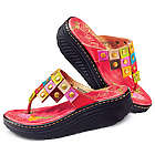 Hollywood Squares Sandals