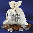 Banker's Bag of Old Rare Coins