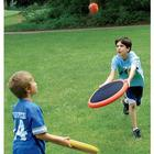 Foam Sports Disks and Rubber Ball Outdoor Game
