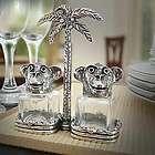 Pewter Monkeys Salt and Pepper Shaker Set