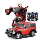 Remote Control Transforming Car Robot
