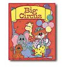 The Big Circus Personalized Children's Story Book