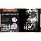 40th Anniversary Man's First Step on the Moon Cachet