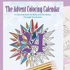 Advent Coloring Calendar Book