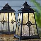 Solar LED Outdoor Lantern
