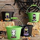 Personalized Spooktacularly Cool Treat Pail