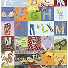 Alphabet Seek Wall Art Canvas Reproduction