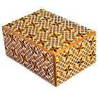 4 Sun 12 Steps Star Japanese Puzzle Box