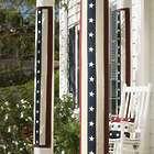 Pillar Patriotic Bunting
