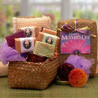 Mother's Day Organics Scented Glycerin Soap Gift Set