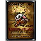 Personalized Traditional Saloon Tavern Sign