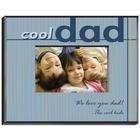 Cool Dad's Personalized Picture Frame