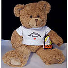 Happy Halloween Personalized Teddy Bear