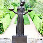 Savannah's Bird Girl Garden Statue