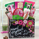Happy Mother's Day Exotic Lily Spa Gift Box