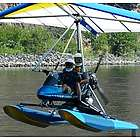 Nez Perce Ultralight Float Trike Flight