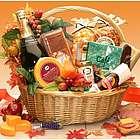 Thanksgiving Gourmet Snack Gift Basket