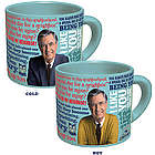Mr. Rogers Thermo-Chromatic Mug