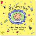 My Life As A Baby First Year Calendar
