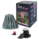 Red LED Volcano Fish Tank Aerator