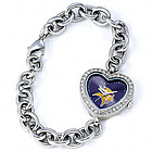 Minnesota Vikings Heart Series Team Watch