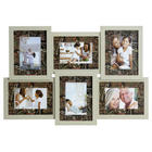 Mossy Oak 6-Opening Collage Picture Frame