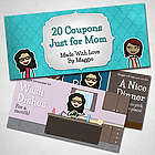 Personalized Mother's Day Coupon Book