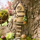 Lighted Fairy Door Garden Accent