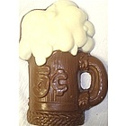 Chocolate Beer Mug