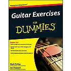 Mel Bay Guitar Exercises For Dummies Book with CD