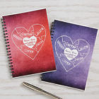 Personalized Mini Notebook Set
